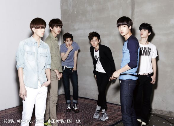 Foto gallery - exo.smtown.com