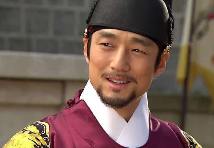 Kim Yu-Shin nel film  Dream of the Emperor