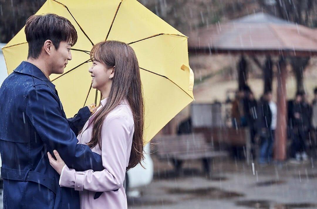 I Drama e il mistero dell'ombrello giallo