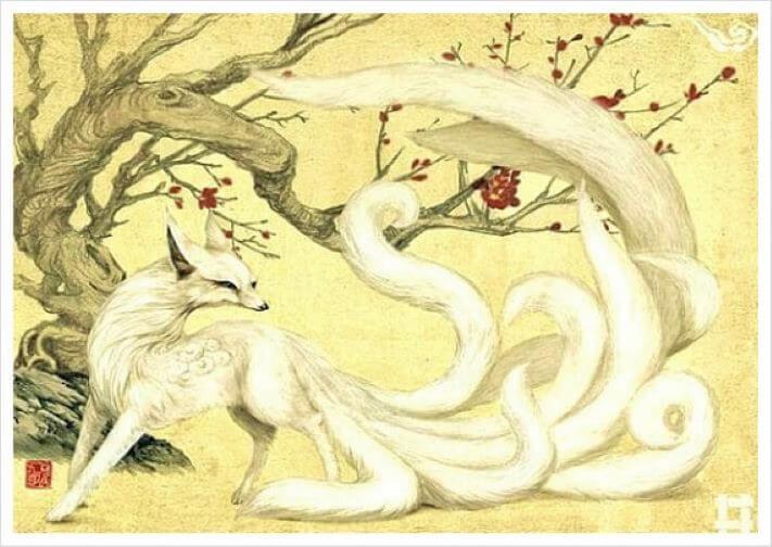 Kumiho (구미호) – la leggendaria volpe a nove code